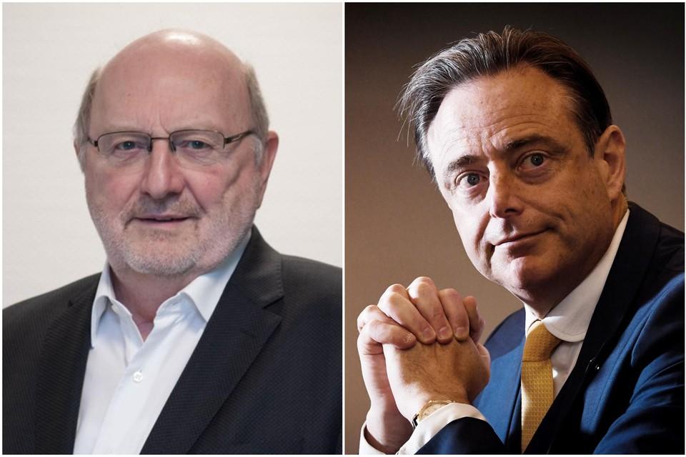 Bart De Wever legde de schuld voor de PFOS-affaire bij het gemeentebestuur van Zwijndrecht, maar de huidige burgemeester van Zwijndrecht is daar niet over te spreken.