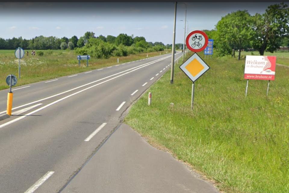 De Antwerpseweg (N262) tussen Essen en Nispen is van 15 tot 18 oktober gesloten.