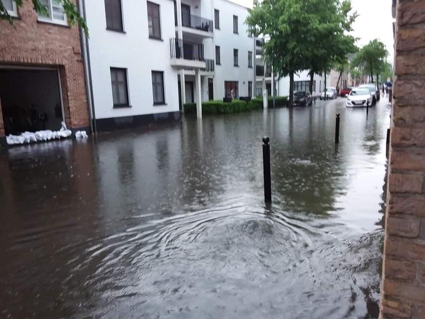 Nieuwstad in Turnhout.