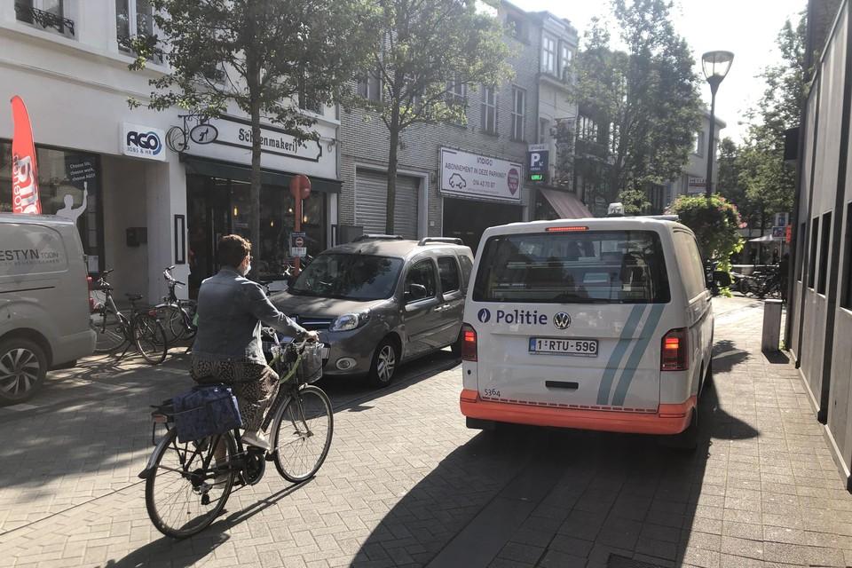 De politie regio Turnhout hield woensdag een actie tegen overlast.
