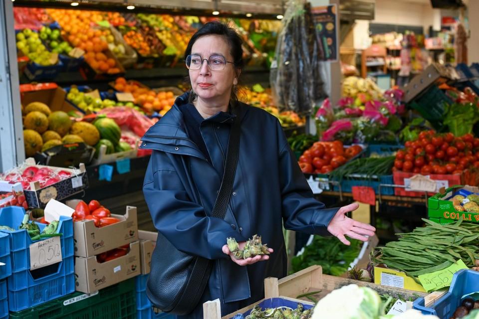 Daphne Aalders van Food For Foodies organiseert in het kader van Berchem Bazaar nieuwe, culinaire wandelingen in de Statie- en de Driekoningenstraat.