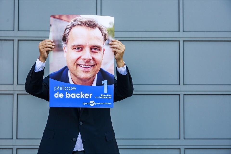 """Philippe De Backer: """"We moeten toegeven dat we te ver zijn gegaan met het sluiten van politiekantoren."""""""
