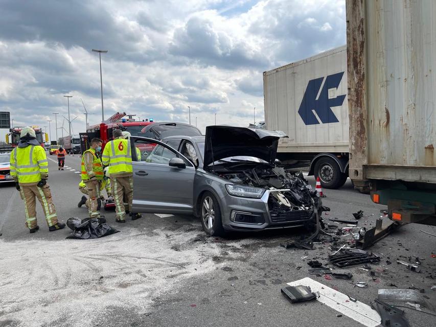 Tweede ongeval op E313.