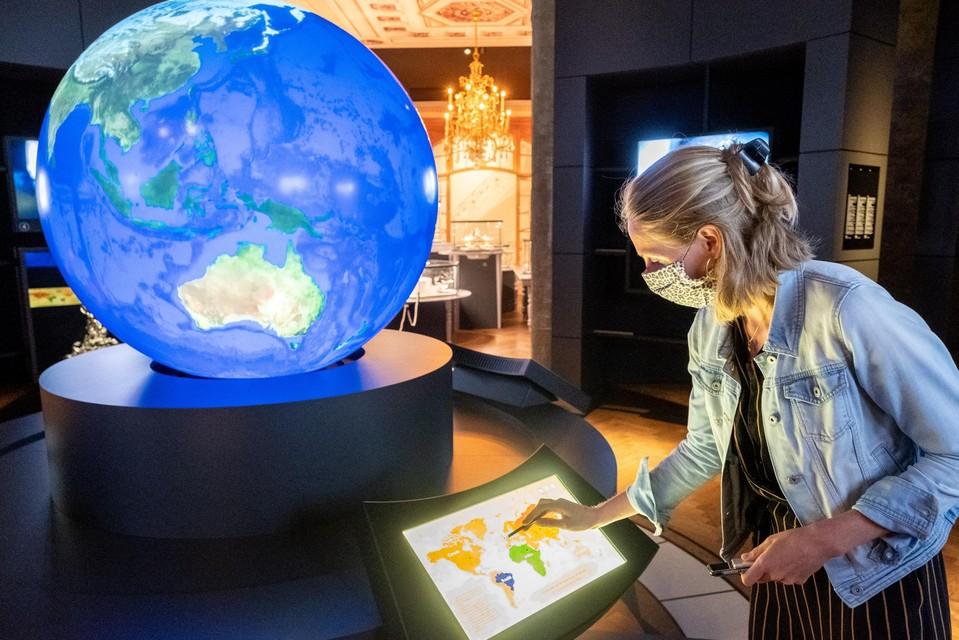 Musea trekken stilaan meer gasten aan, zoals hier DIVA.