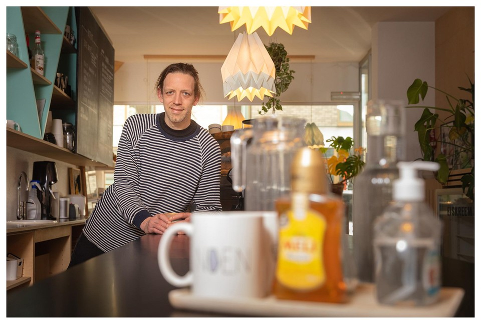 Gerrit Vanvlasselaer is de nieuwe uitbater van Noen.
