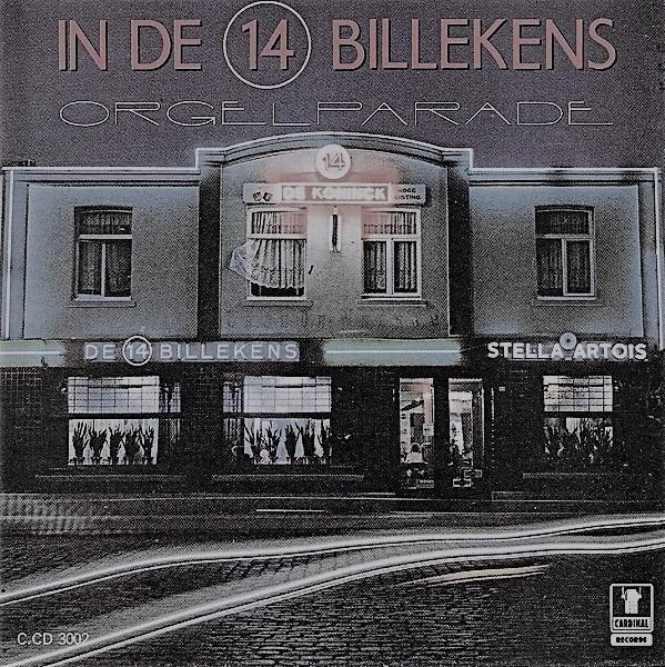 De 14 Billekens was toch wel de meest iconische baandancing van Vlaanderen, met de meest originele naam.