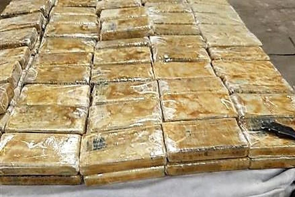 De 27,64 ton cocaïne is goed voor een straatwaarde van 1,382 miljard euro.