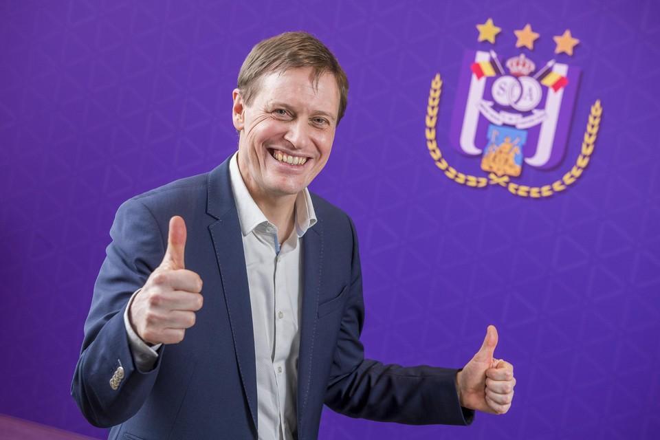 Karel Van Eetvelt moest deze week bij Anderlecht plaats ruimen voor Jos Donvil, die de nieuwe CEO is.