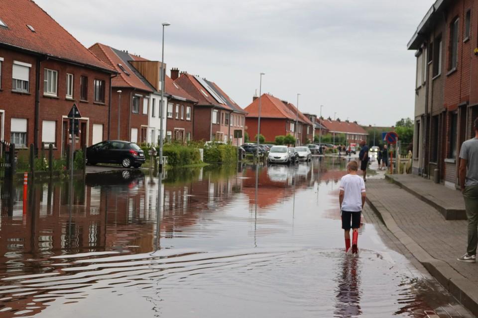 Gaversstraat Sint-Gillis-Waas.