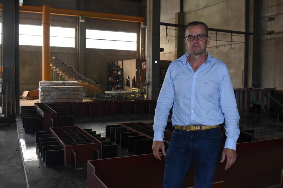 Gert Ver Donck heeft al vijftien jaar ervaring in de wereld van prefab beton.
