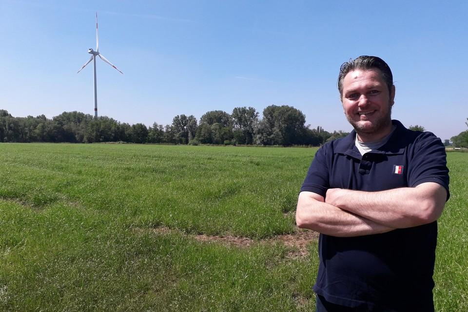 Gery Moens, alias Dj Distefano, moet zijn festival The Sound of the Dj's van komende zondag 20 juni noodgedwongen verzetten naar 17 juli.