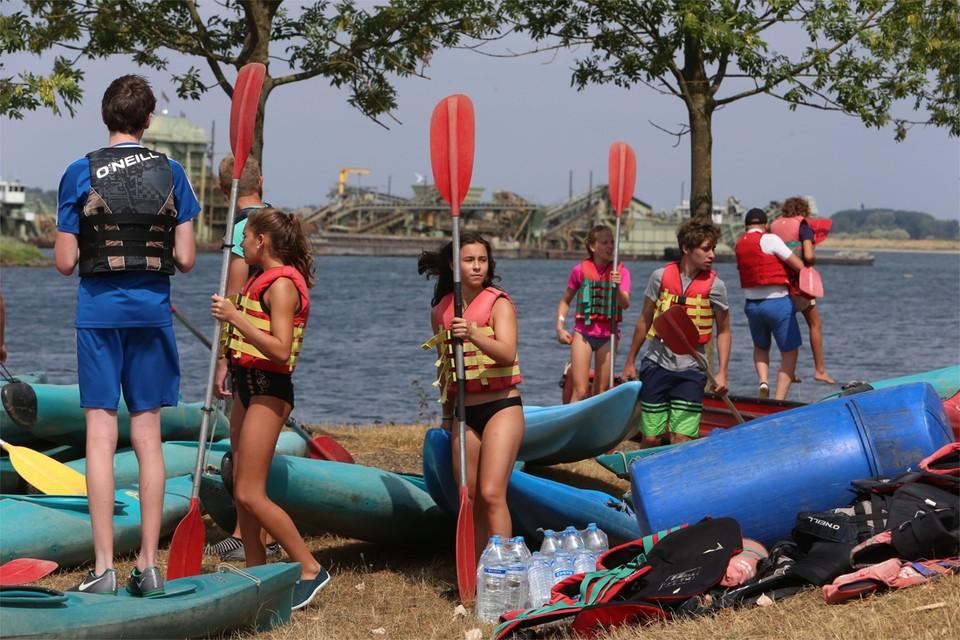 Sporta denkt eraan om in hun eigen Sporta Beach Club extra weken te creëren met waterskiën, zeilen, surfen of beachvolley.