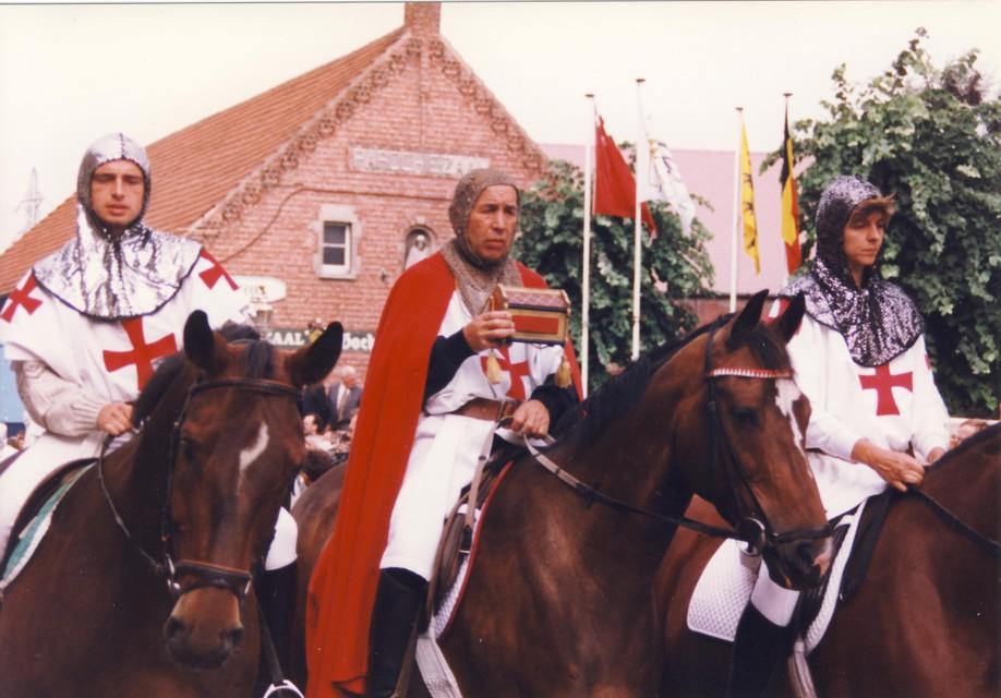 De jaarlijkse traditie startte in 1600 en werd alleen doorbroken door de Franse bezetting en vorig jaar dus door corona.