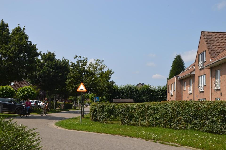 Het Stoppelveld in Sint-Antonius.