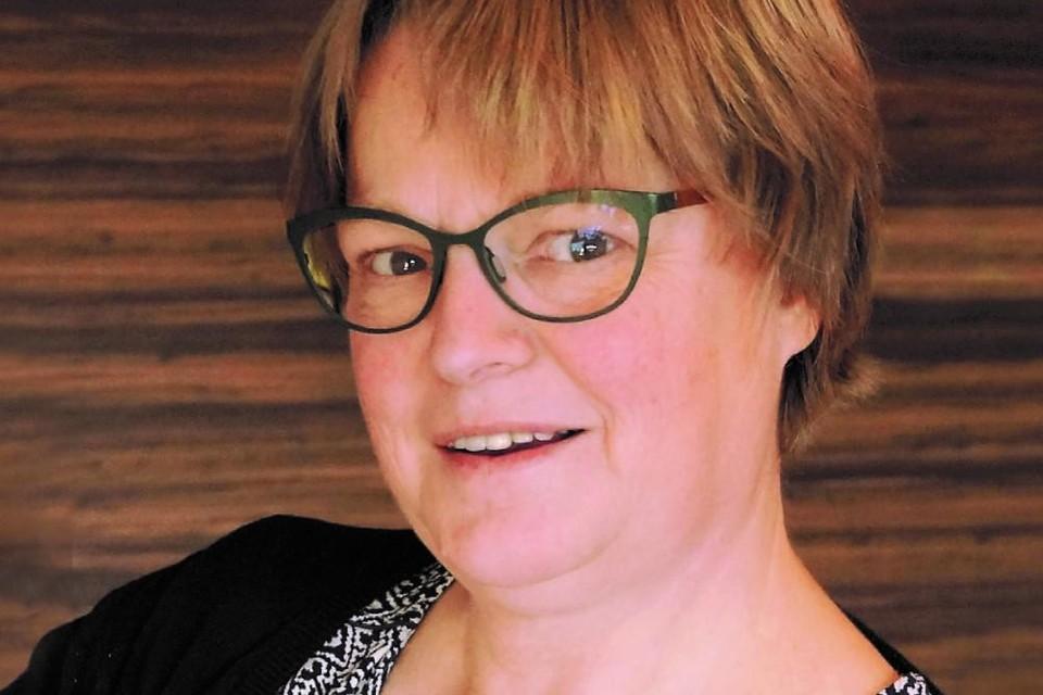 Mieke Verlinden.