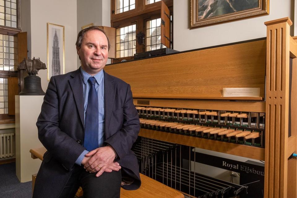 Koen Cosaert is directeur van de Beiaardschool.