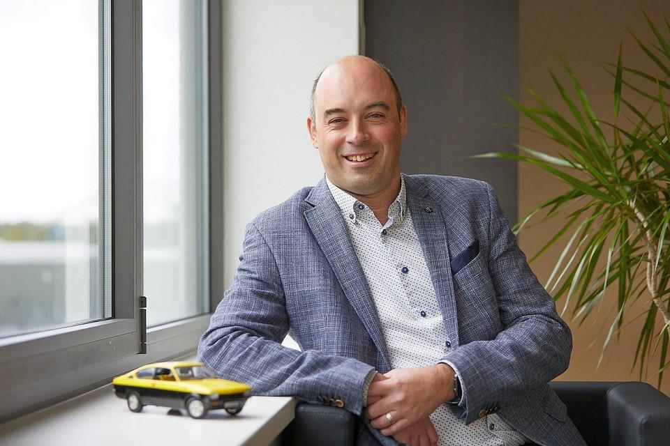 Zaakvoerder Kristof Verhoeven helpt met Drive IT om bedrijven altijd via de cloud bereikbaar te houden.