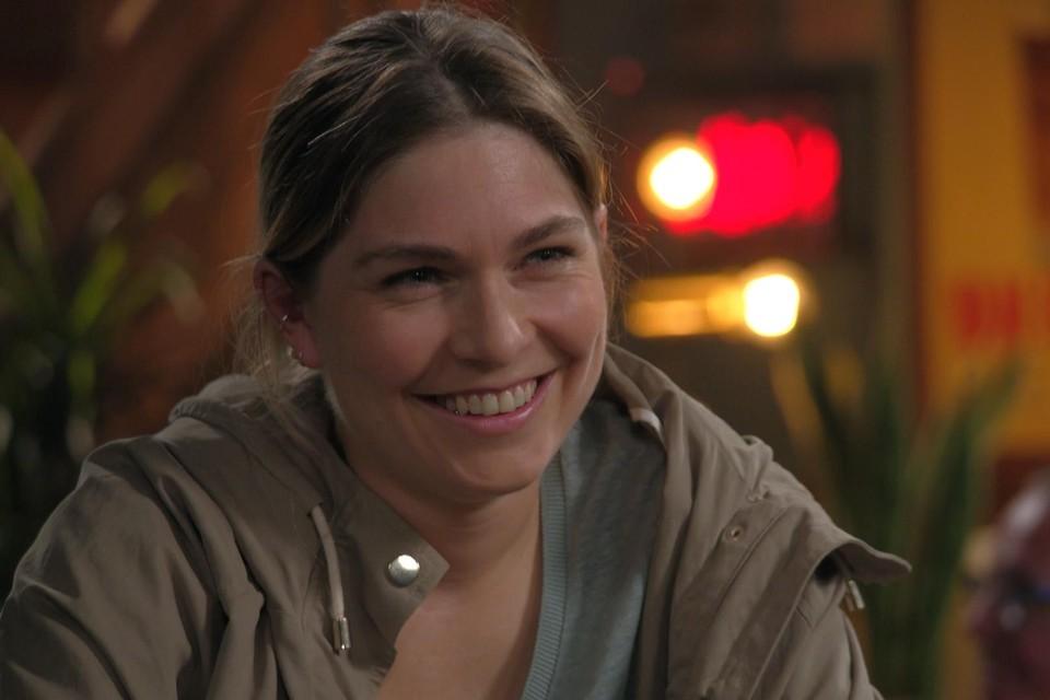 Lauren Müller speelt al vier jaar Thilly in .