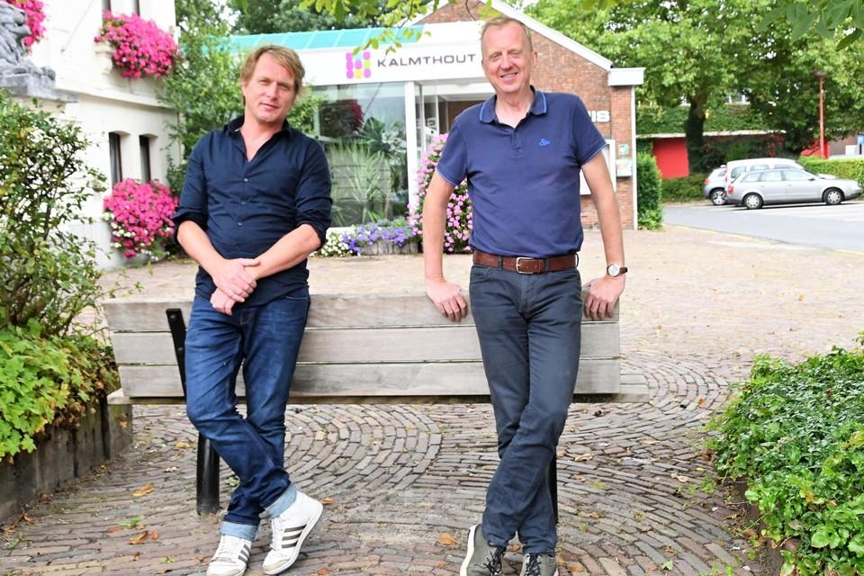 Jeroen Franssens en Lukas Jacobs.