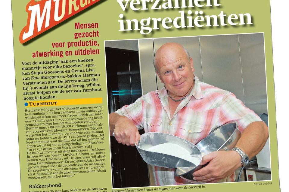 Afbeeldingsresultaat voor fotos bakkerij Herman verstraelen Turnhout