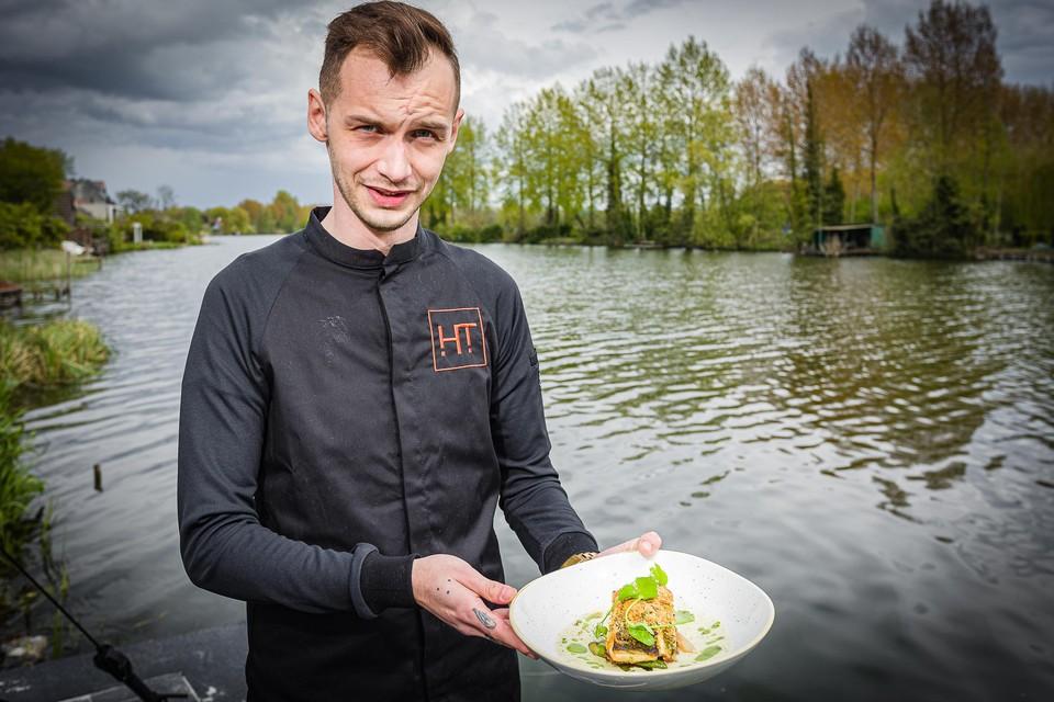 Eten aan het water bij Skaldu: op zaterdag 9 mei kan het voor het eerst.