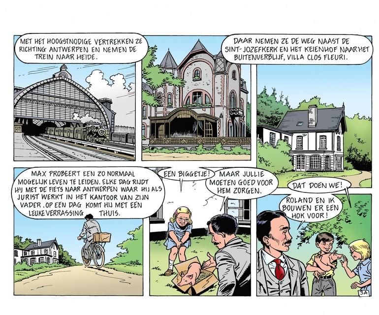 Verzetsstrijder Max Temmerman vertelt in deel 2 zijn verhaal.
