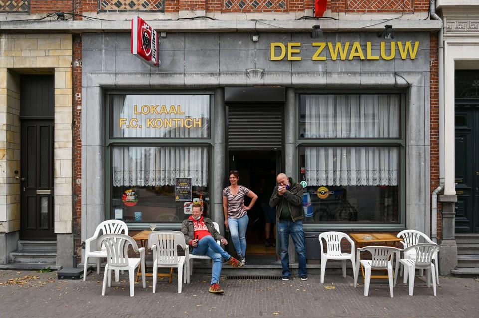 Café De Zwaluw in Kontich