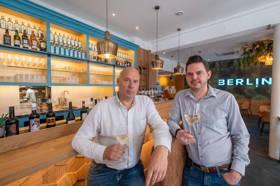 Dave Dierickx en Jonas Muys geloven rotsvast in het potentieel van de nieuwe Berl!n.
