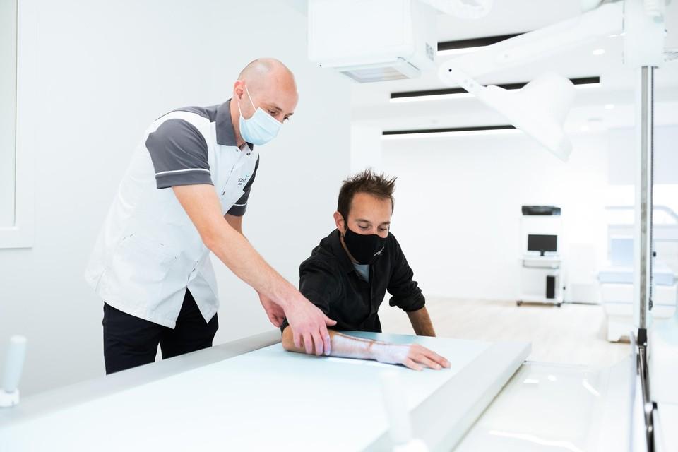 DiagnostiX biedt verschillende radiologische, echografische en mammografische onderzoeken aan.