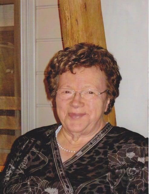 Moe Marie, de moeder van de horecafamilie Van Eyck, en de naam voor het nieuwe restaurant van Domein De Putten in Kasterlee.