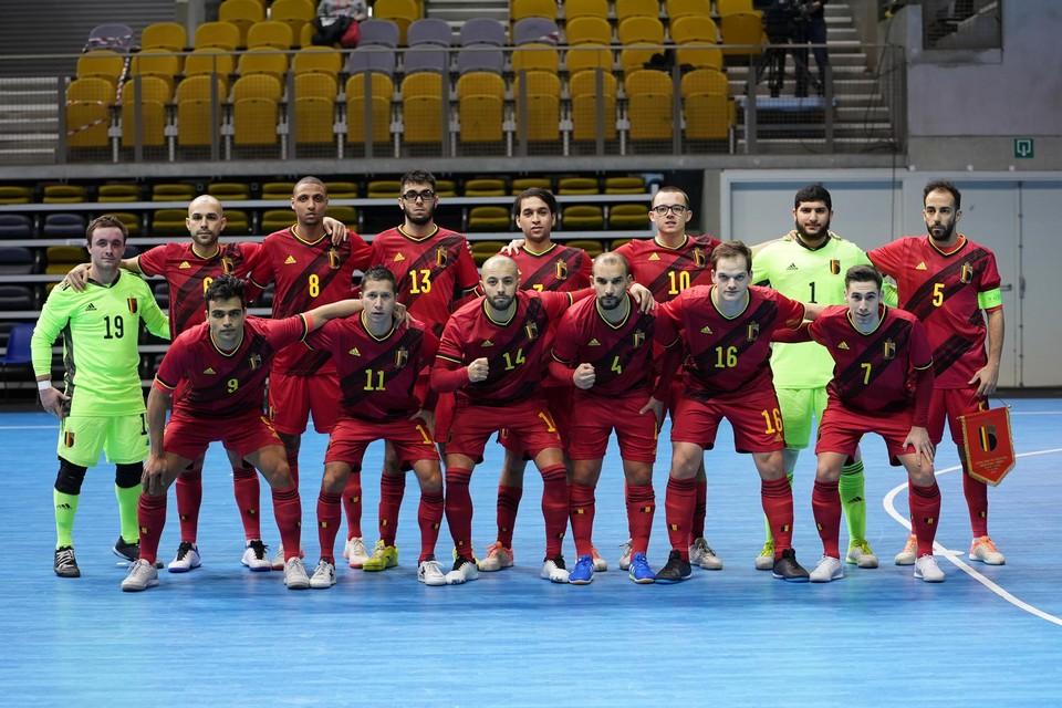 Van de veertien spelers op deze ploegfoto zijn er vier Antwerpenaars: Ahmed Sababti (2de van links bovenste rij, nr.  6), Abdelhalim Ettalaki (4de van links bovenste rij, nr. 13), Abdelhakim Sababti (5de van links bovenste rij, nr. 3) en Steven Dilliën (1ste van rechts onderste rij, nr. 7).