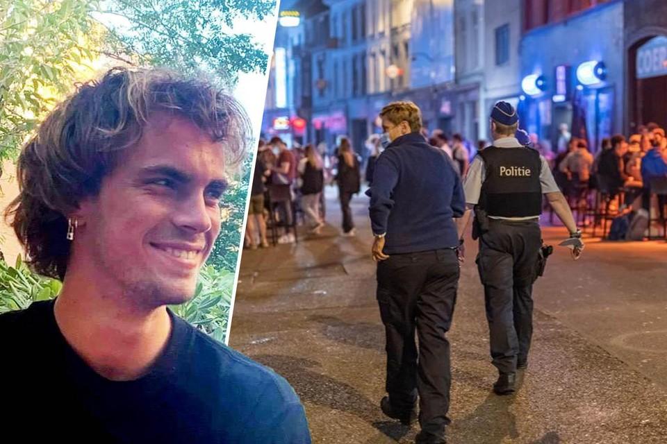 Het is nog steeds niet duidelijk wat er met Dali Van Buynder precies gebeurd is na een avondje in de Overpoort.