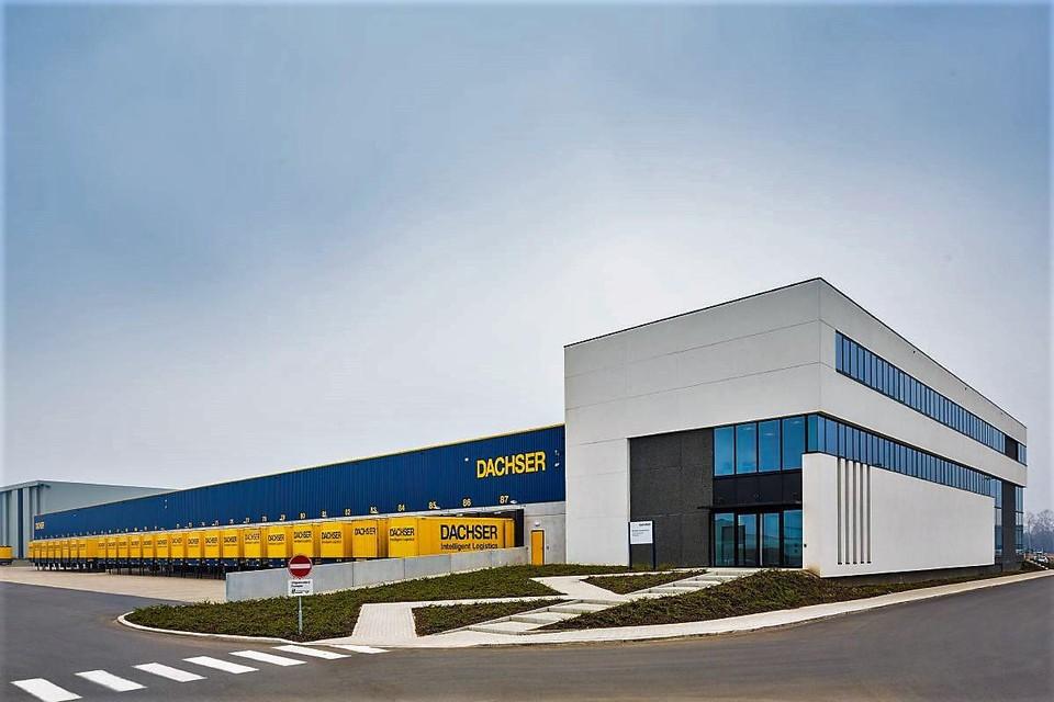 De vestiging op het industrieterrein De Hulst in Willebroek.