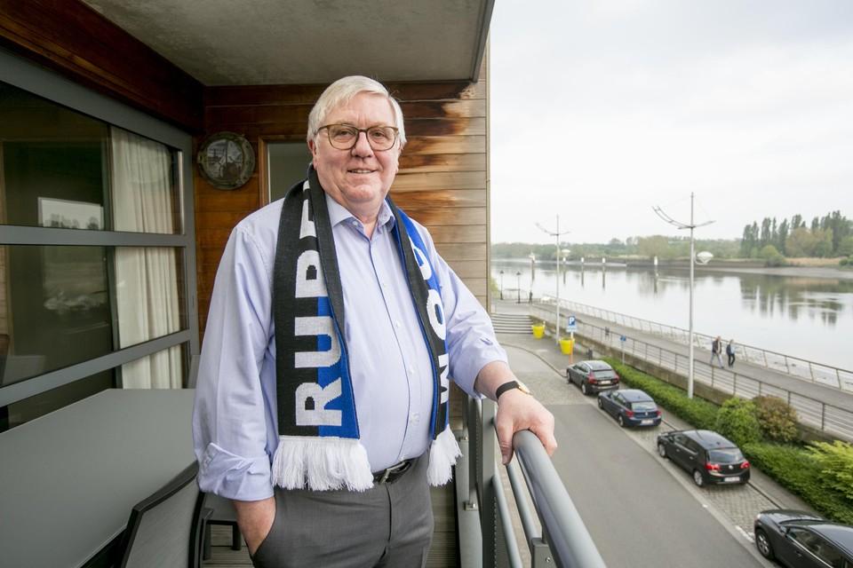 Walter Leijs, voorzitter van Rupel Boom.
