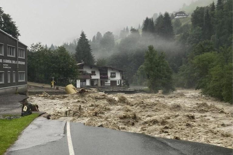 Kitzbuehel (Oostenrijk).