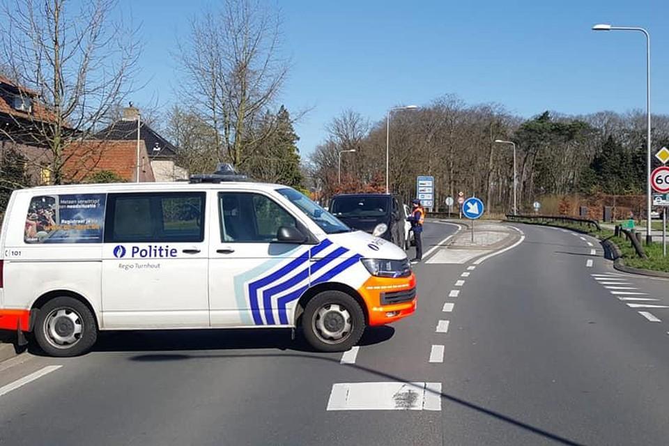Politie Regio Turnhout grenst aan Nederland, maar deelt volgens het COC te veel politionele gegevens met de buren.