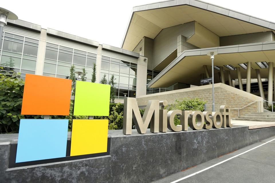 De hackers raakten binnen door een lek in Exchange, het mailprogramma van Microsoft.