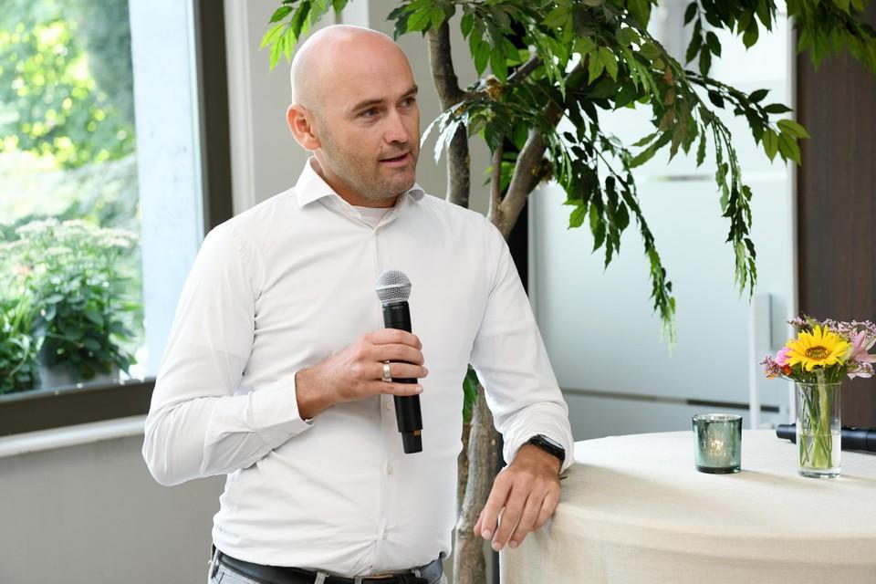 Bram Coussement, directeur van Sereni.