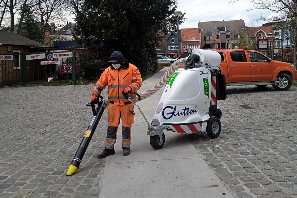 Clifton in actie: held van de lokale middenstand.