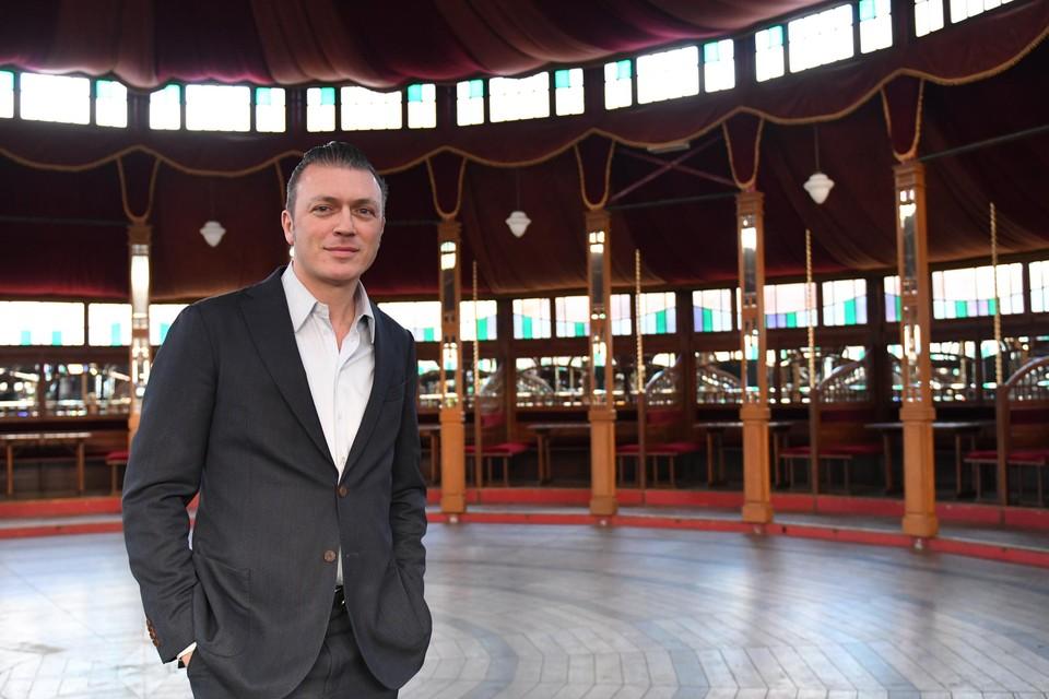 Ben Mouling, organisator van het dagfestival