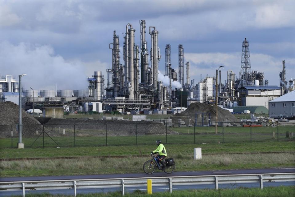 BASF is goed voor 3 à 4 procent van de Belgische energiebehoefte.