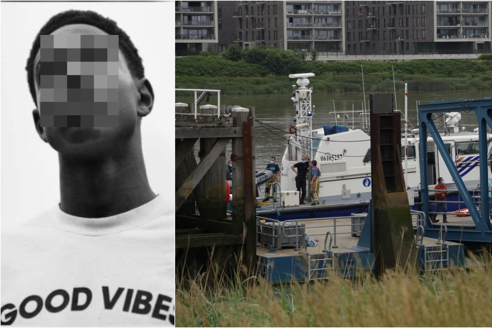 Het lichaam van Rodinho B.werd zaterdag aangetroffen in de Schelde in Bazel.