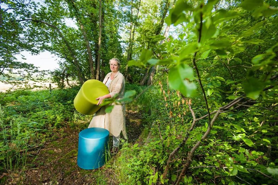Voor Inge Nuyens is duurzaamheid heel belangrijk.