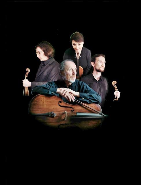 Het Razumovsky Quartett Wien.