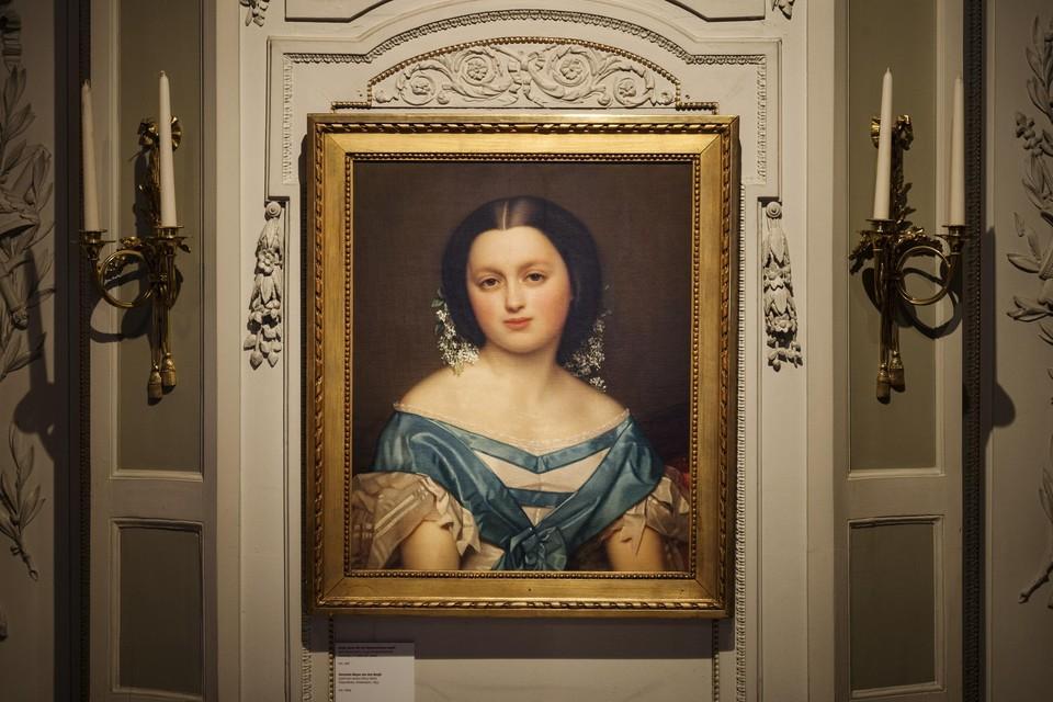 Henriëtte Mayer van den Bergh, mecenas voor het museum van haar zoon.