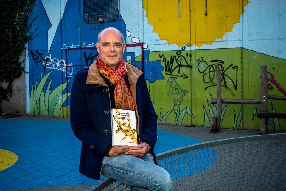 """Eric Van den Broele: """"Als de overheid geen creatieve maatregelen neemt, zullen zelfs onze achterkleinkinderen deze crisis nog moeten afbetalen."""""""