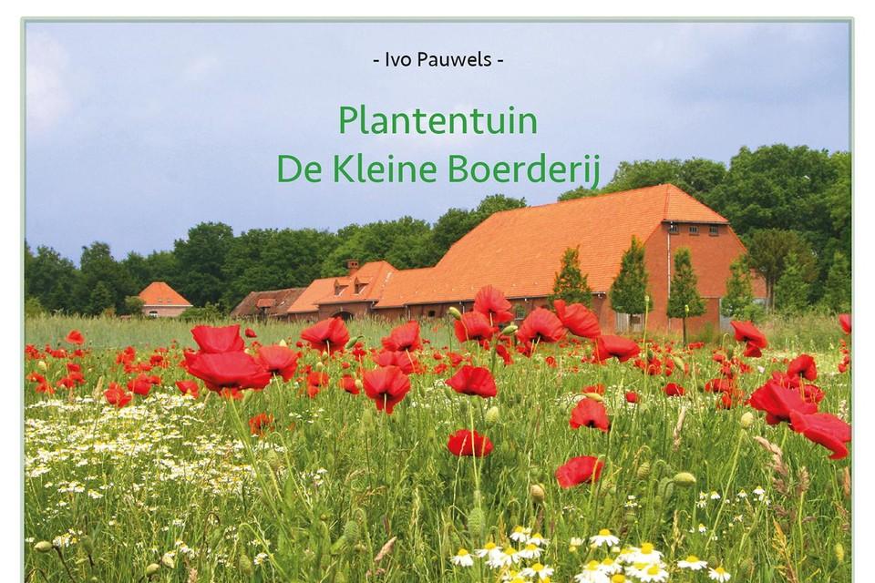 Ivo Pauwels schreef het boek over de plantentuin in Merksplas.