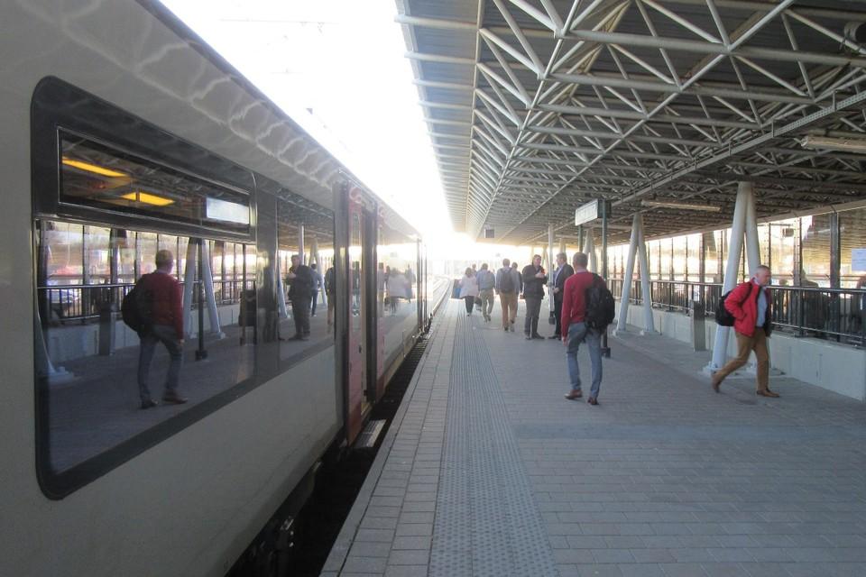 Een hele dag om het halfuur op een trein stappen in station Noorderkempen is nog niet voor morgen.